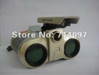 Free shipping best Christmas gift  plastic children  flash night vision binoculars