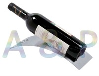 Free shipping, Wine rack, Fashion Bottle Holder, Wine Display Stand, Sample life, Bridge / Arch Shape