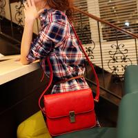 Newlook 2012 british style vintage messenger bag shoulder bag