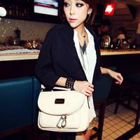 Candy color bag ,vintage shoulder bag ,NewlookMall messenger bag