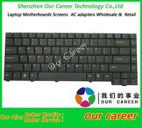 04GNI11KUS20-1 keyboard US Version black for Asus F2 F3 series laptop keyboard