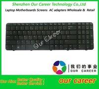 New Keyboard for HP CQ60 laptop keyboard US version WA1 black