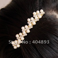 wedding/bridal crystal hair clip