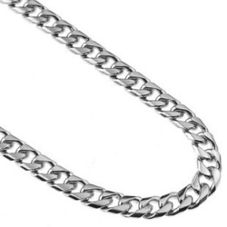 Male necklace pure silver 925 chain coarse denim chain necklace male short design fashion(China (Mainland))