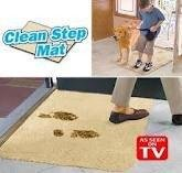 Clean Step Mat Super Absorbent Doormat Just Step to Clean 18&quot; x 28