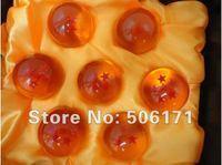 Dragon ball Z star crystal ball set  FS Promotion Japan Anime 1-7 star  7pcs ball  Rtail