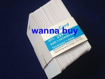 50pcs EM card ID Proximity  RFID card chip TK4100 125KHz PVC Waterproof  Injek Printing ID No. ,access control, time attendance