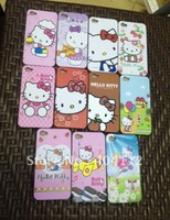 Free dhl shipping !!New arrival 11 cartoons Series cover for iphone4g, Cheap hello kitty case for Iphone 4 4S