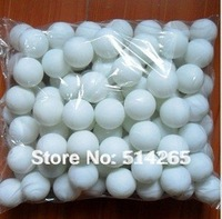 Wholesale 50 Pcs  / LOT  Free Shipping  Hot  40mm White Table Tennis Balls Ping Pong Balls Ping-Pong Big Balls Big