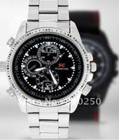 Hot Selling Mini 8GB Memory Sport DV Waterproof Watch Camera DVR +Video