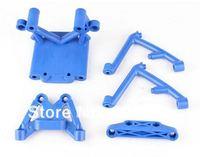 Free Shipping- Nylon Head Kit  for Baja 5B/5T, Fit HPI Baja Parts,Blue/White