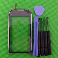 Replacement DIGITIZER touch screen For Nokia C7 C7-00 SLIVER FREE TOOLS