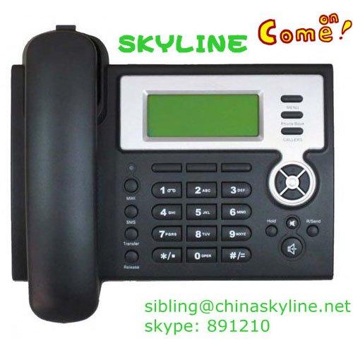 free shipping wireless skype phone(China (Mainland))