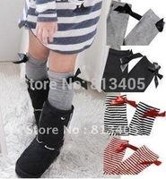 Popular girls stocking Children leggings high tube summer children socks / baby socks / stockings / cotton socks  free shiping