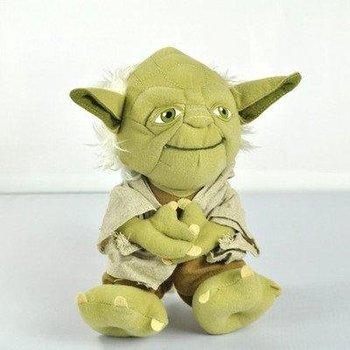 "Star Wars Character  plush toy Yoda 9"" Soft Stuffed Plush Doll Toy"