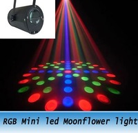 RGB Mini led Moonflower lighting Laser stage Light  for party DJ Club