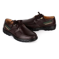 Free shipping, newest, Men, daily casual, British, Business, genuine leather,  fashion, trends, men's shoes