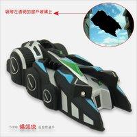 FreeShipping Children's Best toys Batman Mini RC Car Zero Gravity RC Wall Climbing Car