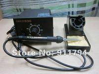 free shipping ESD safe 220V HAKKO 936 Soldering Station+907 soldering handle+A1321 heating element HAKKO936 soldering station