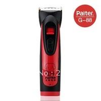 Paiter  titanium ceramic pet electric clipper / cat dog  hair trimmer  pet scissors quiet design rechargeable high quality  G-88