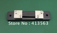 Wholesale Brand New FL-2 Type Class 0.5 Ammeter DC 50A 75mV Current Shunt Resistor for AMP Meter Gauge  Current Shunt+#0011