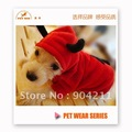 Promotion! Little Demon pet dog cat winter clothes/dress/T-shirt, free shipping+free gifts