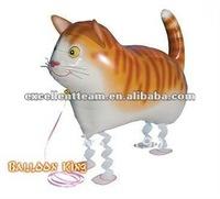walking animal balloons