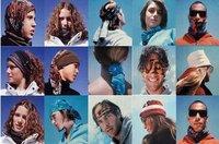 50pcs NEW Designer 2014 COOL Men Summer Headbands Scarf Women Spring Sport Balacalva Mens Fall Headband Mask Scarfs WomensTurban