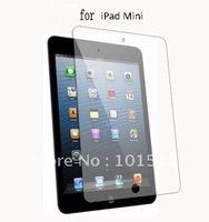 5pcs/lot&free shipping New Clear LCD Flim Screen Protector For iPad Mini