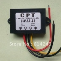 10pcs  12v 5v24v 5v 1.5a car power supply driving recorder teleran mobile phone charge power supply converter