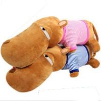 Free shipping , 50cm Lovers big head dog doll , dog plush toys, dog pillow  , kids toys , christmas gift