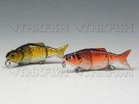 Promotion!! 2Pcs 80mm 12g Swim Baits Swimbaits Fishing Lure Hard Lure Baits
