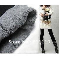 Trend Knitting  2013 new winter thicken warm High elastic Bamboo charcoal women's  leggings Black warm pants