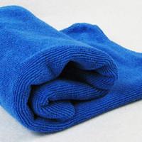 Car towel clean beauty car wash towel cleaning towel super fiber towel 30 30cm