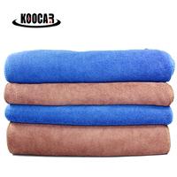 Koocar car wash towel car nano super absorbent ultrafine fiber car cleaning towel 30 70