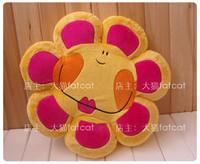 Large flower plush cushion pillow cushion sofa decoration home decoration