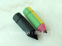 Pencil Shaped USB Flash Pen Drive / Student Penci USB Drive - 2gb 4gb 8gb 16gb 32GB -Pencil-Drive