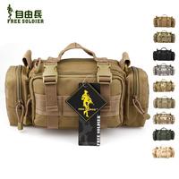 the McCoy Outdoor magic waist pack 3p tactical waist pack hiking ride waist pack