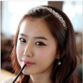 Min.order is $15 (mix order) Luxurious Handmade Bling Rhinestone Hairband