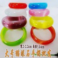 Free shipping,2.0-2.2cm Agate bracelet,2012 best selling bracelet wholesale,3pieces/lot,Multiple color choice.