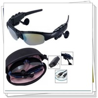 Camera video MP3 Bluetooth sunglasses with mp3 player wholesale new hotsale