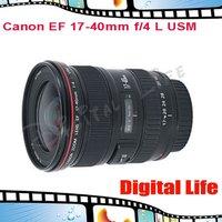Canon EF 17-40mm f/4 L USM Wide Angle Zoom Lens for Canon Digital SLR Cameras