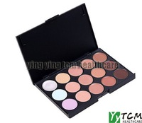 15 Color Concealer Camouflage Makeup Palette Set Dropshipping