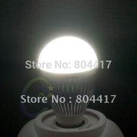 New Sale!  E27 8W LED White/Warm Light Lamp Bulb 110V-240V Brightness Energy Saving, Free Shipping