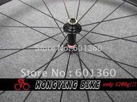 Best sellng! carbon bike wheel,50mm carbon light bike wheelset,1280g carbon tubular wheels