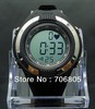 Free shipping Digital Wrist Sports Watch Healthy Living Sport Watch Heart Rate Monitor/ Heart Rate Chest Belt HRM