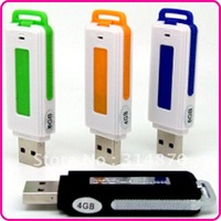 Promotion 8GB 2012 New u disk voice recorder support WAV