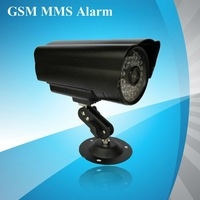 HK Post Free Shipping, TMV04 GSM MMS GPRS Alarm IR CCD Camera Independent
