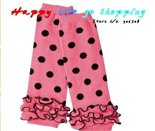 Freeshipping!Wholesale Cute New fashion Toddler and infant baby girls cotton leg warmers,more quantity more discount(China (Mainland))