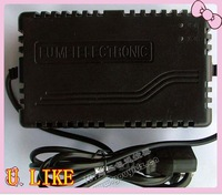 Free shipping Mini Electric Scooter Charger 36 v 12 ah charger charging current 1.8 A used for 36 v 10-14 ah battery